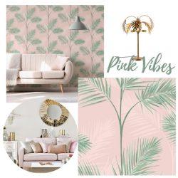 Pink Wallpaper Trends